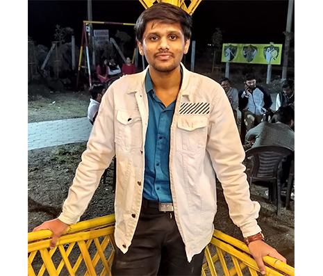 Er.Sahin Mathakiya - Site Engineer