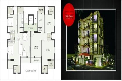 Residency Mr. Yusuf -Lowrise