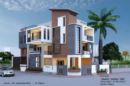 Structure Mr.Ashok Bhut