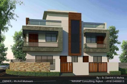 Residency Mr. Anil M.