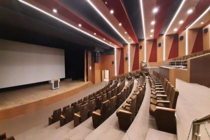 Acoustic Auditorium Hall